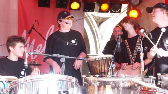Drummers Point Next Corner in Minden